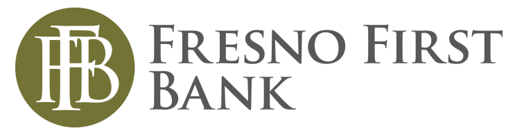Fresno first bank logo