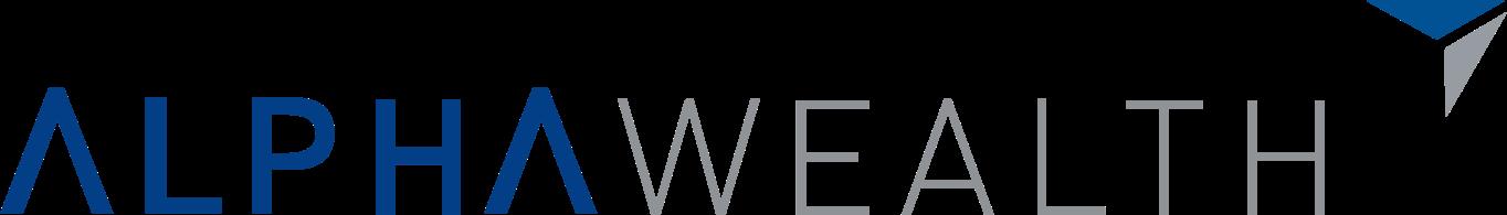 Alpha wealth logo
