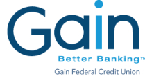 Gain federal cu logo