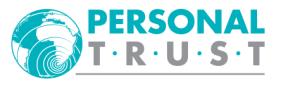 Personal trust logo