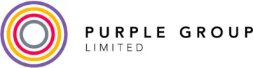 Purple group logo
